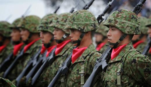 世界の軍事費ランキング&グラフ-日本は対GDP比1%未満